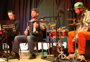 Ceilidh Chasers - Feb 2014